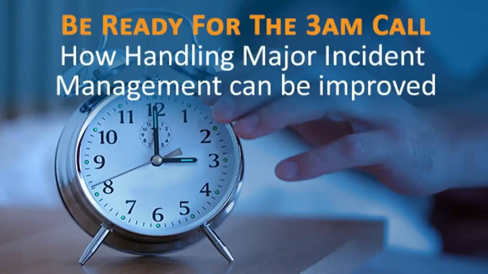 Be Ready for the 3AM Webinar Screen Capture