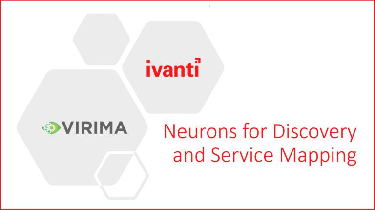 Virima Ivanti Neurons